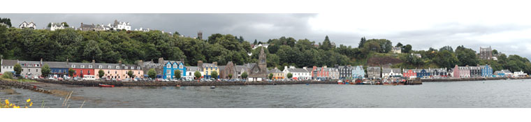 Tobermory Sea Front